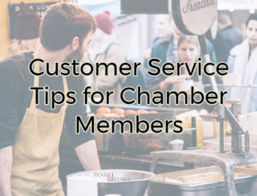 Customer Service Tips for Chamber Members