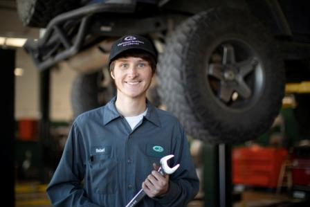 Automotive Apprenticeship